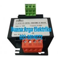 Multi Trafo Step Down 100 VA - Output 220V/110V/48V - FT-JK100-220