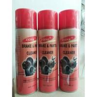 ZONE Brake & Parts Cleaner (Pembersih Piringan Rem) 500ml