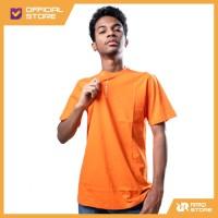 T-Shirt Born To Be King Orange