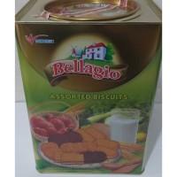 Bellagio Biskuit Kaleng