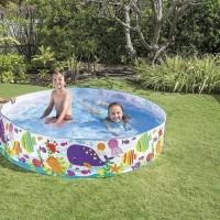 Kolam Intex 183 cm - Kolam Intex Tanpa Pompa - Kolam Renang Anak