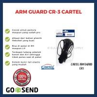 ARM GUARD CR-3 CARTEL / PELINDUNG TANGAN PANAHAN CARTEL ORI