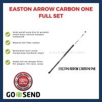 EASTON ARROW CARBON ONE BELUM TERPASANG