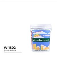 CAT TEMBOK EXTERIOR MOWILEX WEATHERCOAT PRIME WHITE W-1502 (20 LITER)