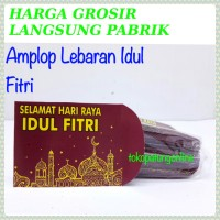 Amplop Lebaran Idul Fitri S01