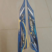 striping & list bodi striker yamaha mio sporty 2010 biru