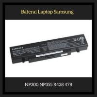 Baterai Laptop Samsung NP300 NP305 R428 R478 Original