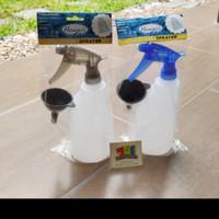 botol sprayer plastik/ botol semprotan air 1000 mrek Hawaii