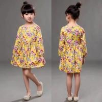 Baju Pakaian Anak Perempuan Murah Blus Dress Pesta Baju Pergi Lucu