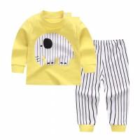 Baju bayi/setelan anak lucu/motif gajah/Baju anak lucu