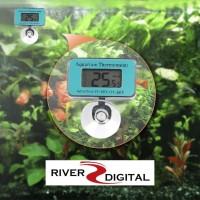 Aquarium Thermometer Digital Submersible / Aquascape Suhu