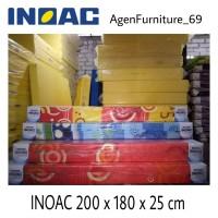 Kasur Busa INOAC UK 200 x 180 x 25 cm ORIGINAL Garansi 5 Tahun