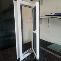 kusen jendela aluminium 50 x 100 1 set lengkap