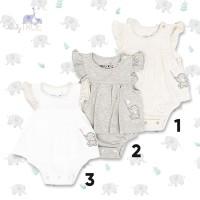 Baby True Elephant Series - Romper Rok Kutung / jumper / baju anak