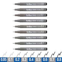Bolpen Mewarnai atau Drawing Pen Artline