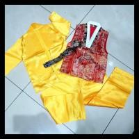 BERGARANS Baju Cheongsam Anak Laki Murah Kostum China Korea Jepang