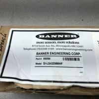 BANNER SAFETY LOCKING SAFETY SWITCH 60094 / SI-LS42DMMHF