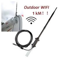 Penguat Sinyal WiFi Antenna Outdoor USB High Power Amplifier 1000M