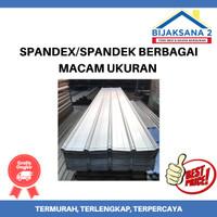 SPANDECK/SPANDEK/SPANDEX ATAP