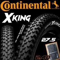 Continental X KING 27.5 X 2.40 Ban Luar Cross BUKAN Maxxis Ardent Mini