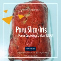 Premium Beef/Paru Slice /Iris/@500gram/Harga Special / Kualitas No 1!