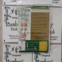 Koyo Kaki Bamboo Gold/footpatch original bkn NBOS VBOS harga per pcs