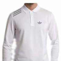 T Shirt Baju Kaos Polo Shirt Distro Kaos Casual Terlaris Polo Adidas