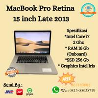 Hot Sale MacBook Pro Retina 15 Inch Late 2013
