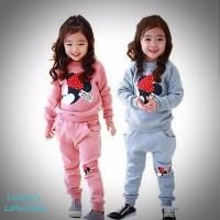 Setelan Anak Baju Anak Perempuan Setelan Anak Karakter Sweater Anak