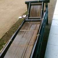 Bale Bambu Hitam Sender
