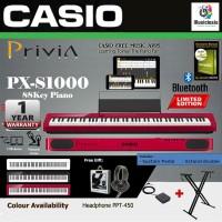 Casio Privia PX-S1000 Slim Digital Piano PXS1000 / PXS 1000 / PX S1000