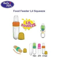Baby Safe JP030 Food Fruit Feeder Lil Squeeze