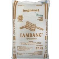 Tepung Terigu Curah Cap Tambang 500gr - Bogasari