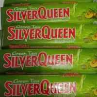 Paling Terpopuler Khusus Hari Ini !!! Silverqueen 65Gr Rasa Green Tea