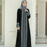 dubai Abaya ready ukuran JUMBO size L sampai 4XL