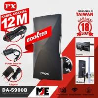 Antena Tv Digital PX DA 5900B Model terbaru dari 5200 5400b dan 5700