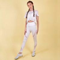 Giselle TOP / Baju Olahraga / Senam / Gym / Workout / Fitness