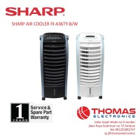 SHARP AIR COOLER PJ-A36TY-B/W