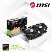 MSI VGA Geforce GTX 1050 Ti 4GB - GTX1050 Ti 4G OC V1 4 GB DDR5