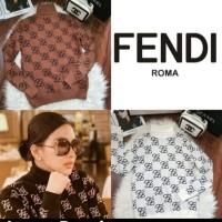 Baju Atasan Import / Premium / Fendi - Syahrini