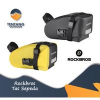 Tas Sadel Sepeda ROCKBROS AS-004 Waterproof Saddle Bag Seat Bag