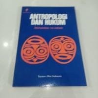 Buku ANTROPOLOGI DAN HUKUm