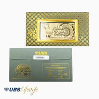 UBS ANGPAO 24K IDUL FITRI EDITION 1 GR