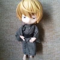 Outfit baju yukata kimono obitsu 11 cm figma bodykun nendoroid nendo