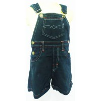 805-810* 1thn-3tahun Overall baju kodok monyet jeans pendek anak keren