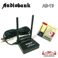 Antena TV Booster Mobil [DF CAR AUDIO]