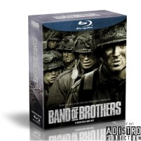 BD25 - Film Blu-ray BAND OF BROTHERS edisi BOX SET COMPLETE