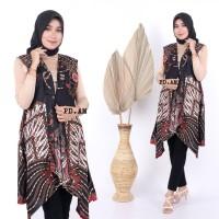 Outwear Wanita | Outher Batik | Batik Wanita | Blazer Wanita