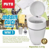 MESIN CUCI PORTABLE MITO WM 1