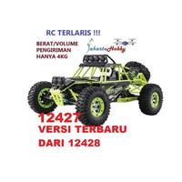 WL 12428 2.4G 1/12 4WD Crawler RC Car W/ LED Light